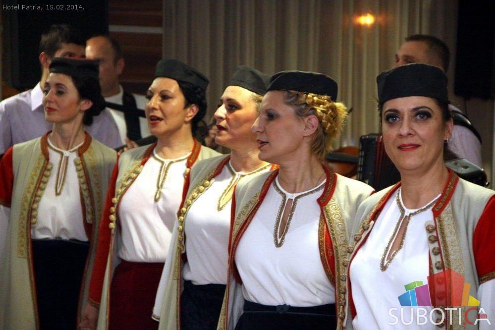 """Промоција удружења """"Херцеговина"""": Гусле одјекивале Суботицом (видео)"""