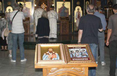 ЕКСКЛУЗИВНО: На Врачару служена прва литургија посвећена Светим Пребиловачким новомученицима