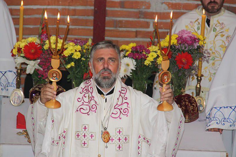 Владика Григорије потврдио: 8. августа освештање Храма у Пребиловцима!