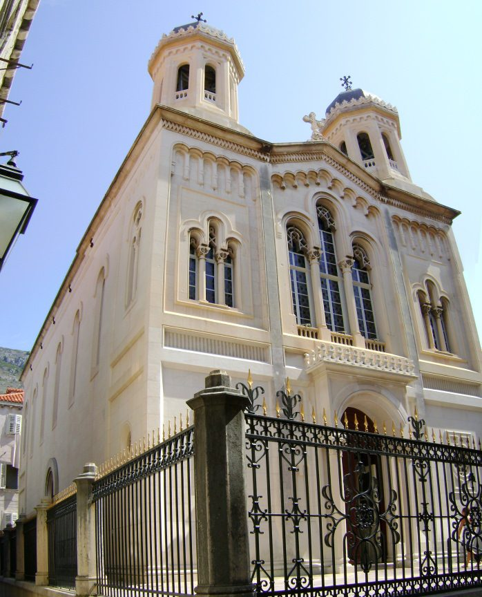 Bilećka trilogija: Pričest u Dubrovniku