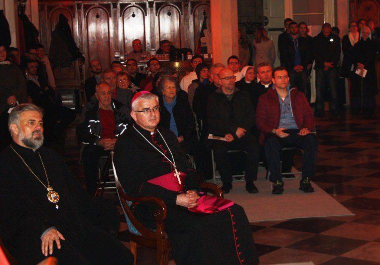 Владика Григорије на екуменској молитви у Дубровнику: Морамо вољети уколико желимо живјети!