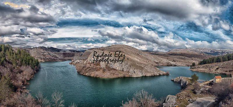 Језеро Клиње