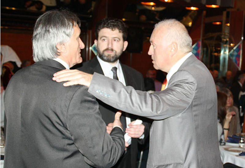 Сложни гатачки тими: Слободан Драшковић са Трифком Вуцом и Светозаром Црногорцем