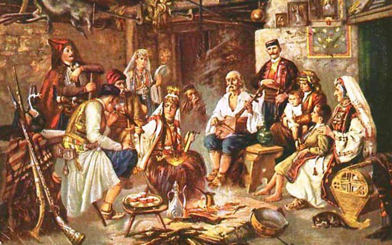 Dinarski highlanders - Page 2 Guslar1