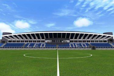 СХ ПРЕДСТАВЉА: Детаљан план реконструкције стадиона Полице
