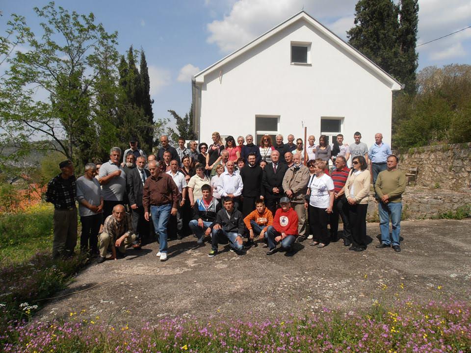 Херцеговци у посети Пребиловцима (видео)
