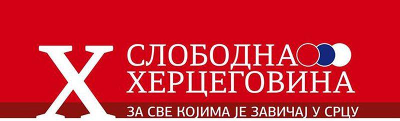ФБ цензори поново блокирали Слободну Херцеговину