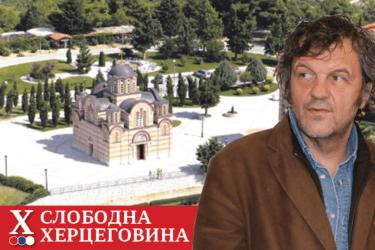 Кустурица купио стан у Требињу