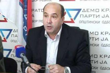 Шараба: Вучуревић је највећи кривац за катастрофално стање у Дому здравља Требиње