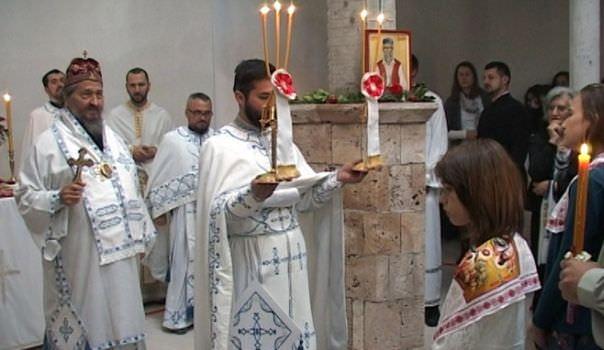 Епископ Атанасије: Велика радост за непобједиве Пребиловчане