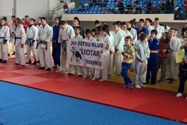 Džiju džica: Trebinjci se iz Podgorice vratili sa 18 medalja