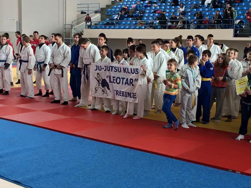 Џију џица: Требињци се из Подгорице вратили са 18 медаља