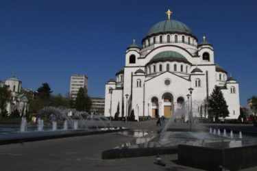 Руска браћа поклањају мозаик вредан 30 милиона евра за храм Светог Саве