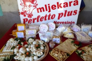 БИЗНИС: Горан Пејичић невесињским сиром освојио Италију