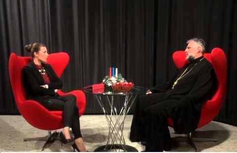 Владика Григорије на Херцег ТВ: Морамо превазићи мржњу и наћи љубав у срцима својим (ВИДЕО)