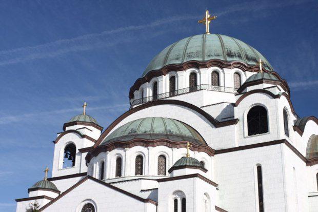 Свети огањ стиже у Београд