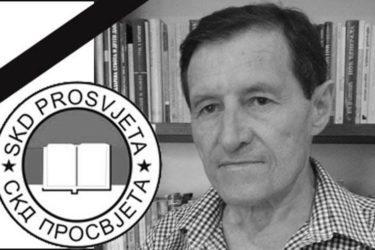 Beograd: Komemoracija povodom smrti Nikole Asanovića