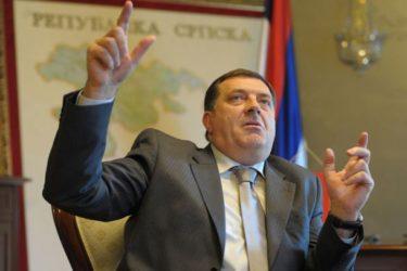 Додик: Турци ме неће спријечити да на Дан побједе одем у Москву