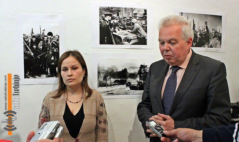 Руски амбасадор у Требињу: Заједно смо побиједили зло!
