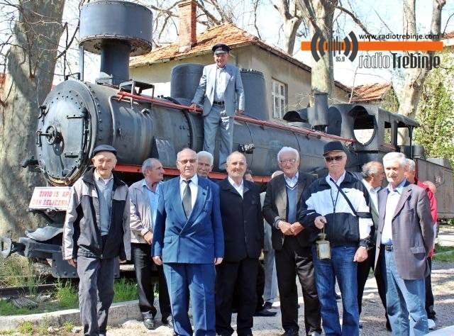 Требиње: Ветерани жељезнице обиљежили свој празник