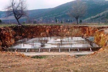 Pre godinu dana počeli intezivni radovi na gradnji Hrama Hristovog Vaskresenja u Prebilovcima