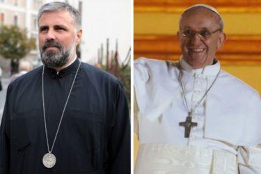 Vladika Grigorije čeka papu u Sarajevu?