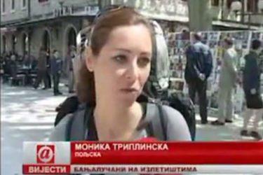 Првомајски празници: Требиње препуно туриста (Видео)