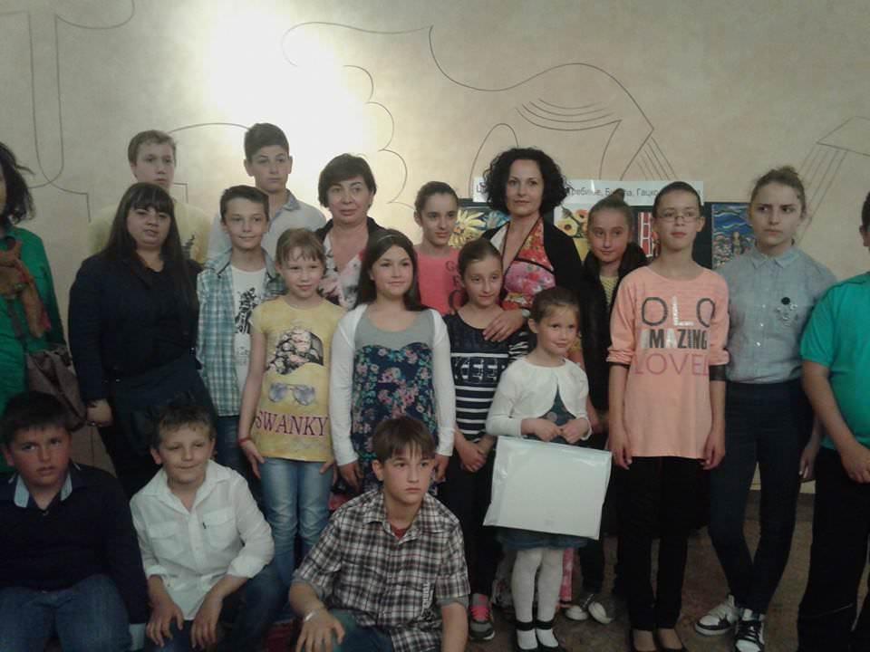 Отворена изложба најмлађих херцеговачких бораца за умјетност