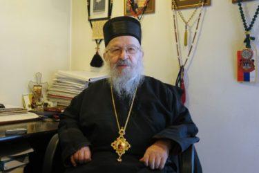СПЦ изопштила Артемија и игумана Николаја