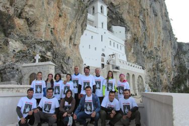 Ходочашће: Билећки планинари у походу Светоме Василију  (ВИДЕО)