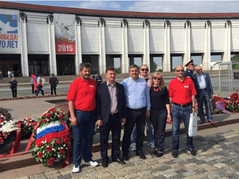 Сабор у Москви: Јачати везе словенских народа