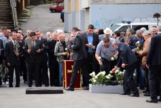 Добровољачка: Одата почаст убијеним војницима ЈНА