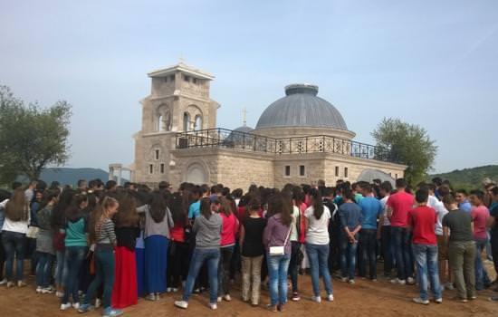 Херцеговачки ђаци обишли светиње у долини Неретве