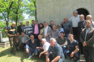 Свети Василије прослављен у Богдашићима