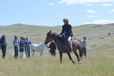 ЕКСКЛУЗИВНО: После магарца, Кустурица пао и са коња (ФОТО)