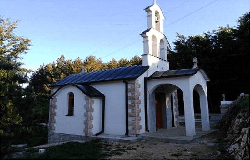 Заборани, 5. јул - Освештање цркве Светих Косовских мученика