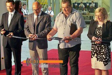 Отворена фабрика Хенкел у Билећи: Посао за 30 радника