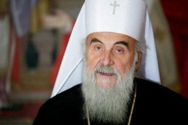 Патријарх Иринеј позвао Србе на саборност и јединство
