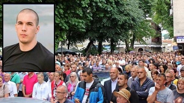 У суботу пет до 12: Требињци поново на улицама траже истину о убиству Марка Ђерића