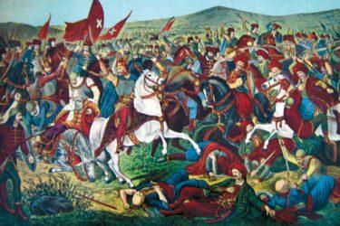 Rajko Tanasijević: Dan u koji se sastaju car Lazar i Sveti Vid