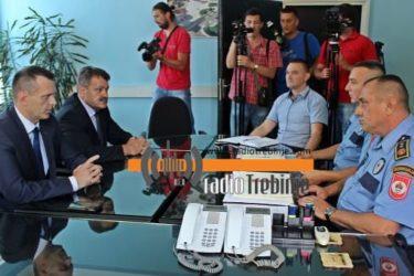 Лукач у Требињу: Полиција РС истрајна да ријеши убиство Ђерића