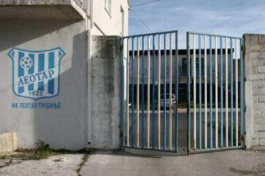 ФК Леотар зна приоритете:  Идемо у Пребиловце!