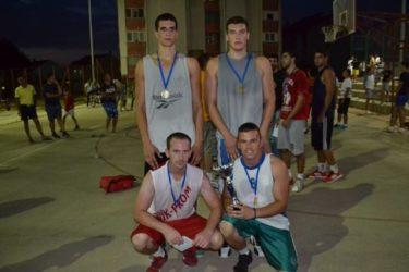 Билећки баскеташи најбољи у Невесињу!