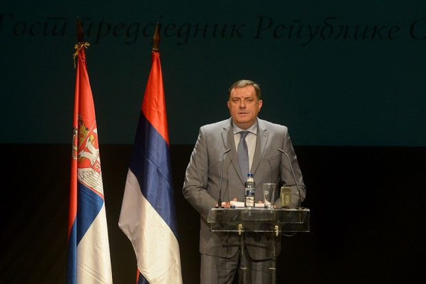 Додик: Прихватам помоћ Србије и ЕУ да избегнемо референдум