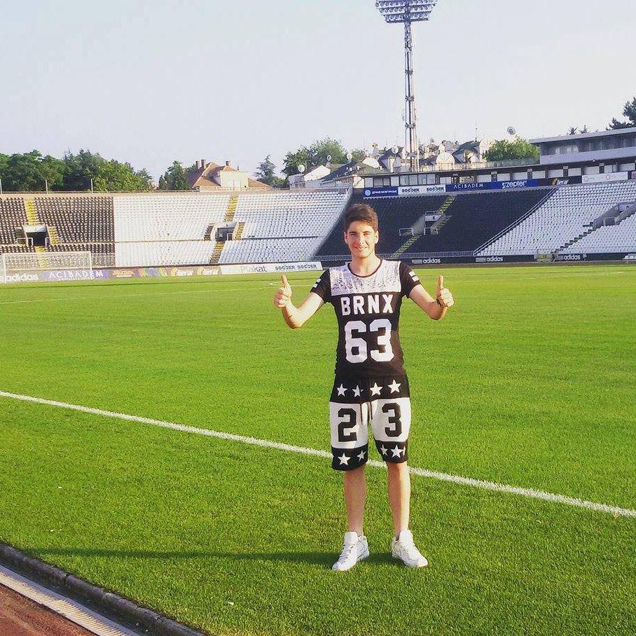 Билећанин Никола Мркаић од фебруара члан Партизана!