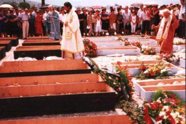 Пребиловци, 8. август – Патријарх Иринеј са 20 владика освештава храм Васкресења