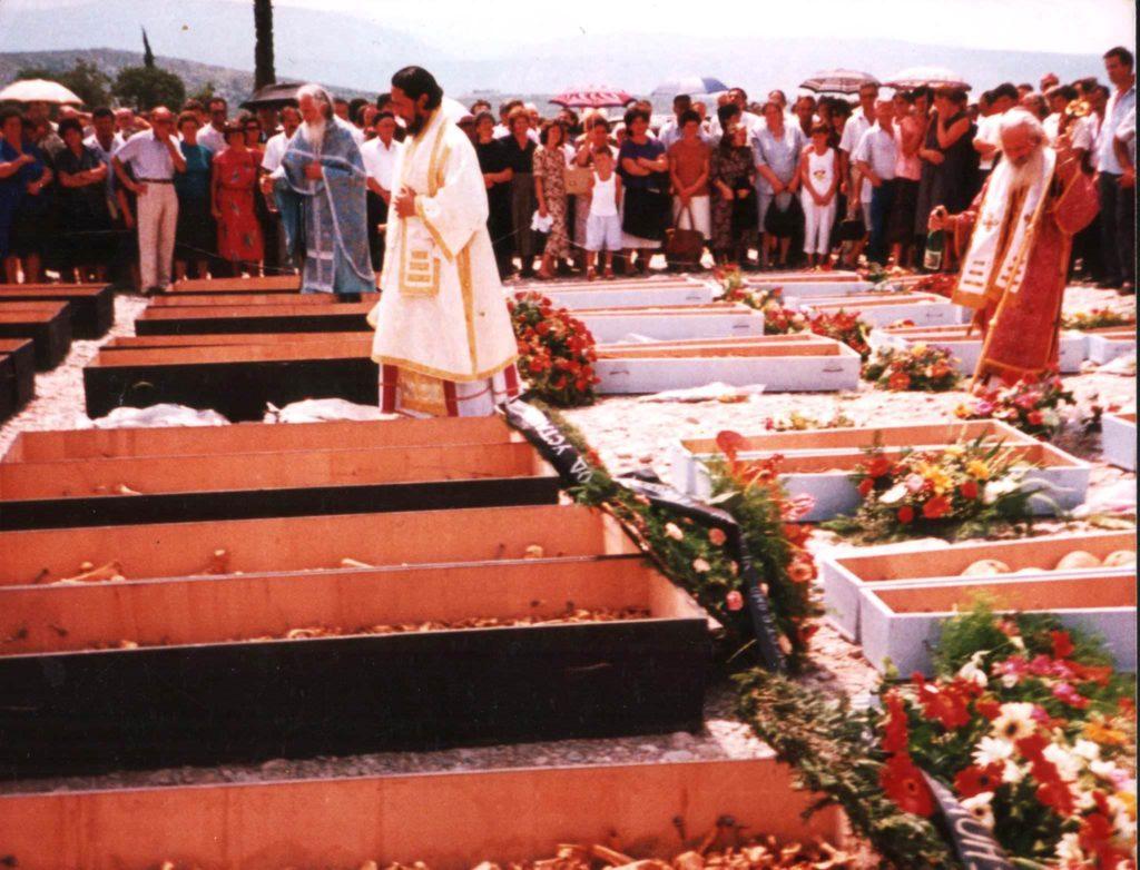 Пребиловци, 8. август - Патријарх Иринеј са 20 владика освештава храм Васкресења