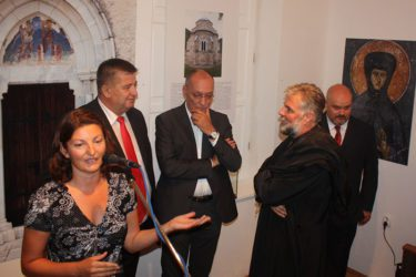 Повратак краљице: У Требињу отворена изложба посвећена Јелени Анжујској