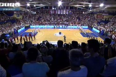 А САД НА КРОВ ЕВРОПЕ: Кошаркаши Србије у Бањалуци као код куће!