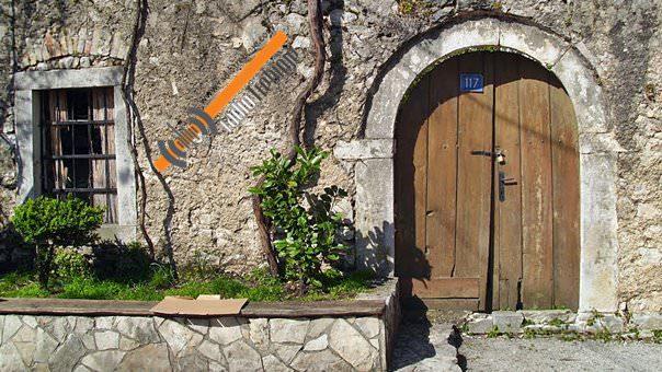 Kako je jedna trošna kapija u Starom gradu postala mit